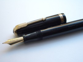 PARKER NS DUOFOLD DOUBLE JEWEL c1946