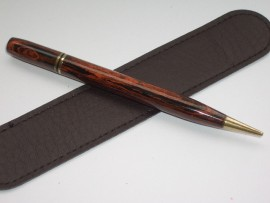 RED RIPPLE PROPELLING PENCIL 1930s