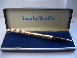 SHEAFFER TARGA 1007 CHEQUERED 1970s
