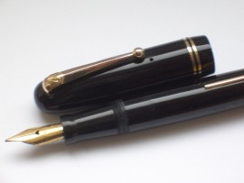 SWAN 3260 SELF-FILLER BLACK c1947