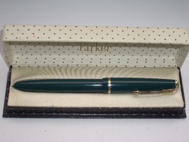 PARKER DUOFOLD JUNIOR 1950s GREEN