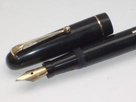 SWAN 3162 SELF-FILLER BLACK c1948