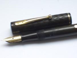 WATERMAN IDEAL 92½ HARD RUBBER 1920s