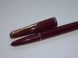 PARKER 17 LADY F/Pen RED 1960s