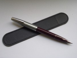 SHEAFFER TRIUMPH 440 BURGUNDY 1970s