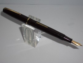SUMMIT S160 LEVER Fill BURGUNDY 1940s