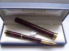 WATERMAN LADY AGATHE WITH CASE 1991