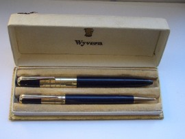 WYVERN 303 SET c1948 BLACK BOXED