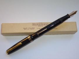 BURNHAM C BROAD CALLIGRAPHY 1950 RARE