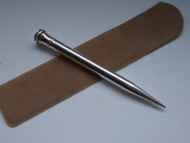 WAHL EVERSHARP STG SILVER PENCIL 1920s