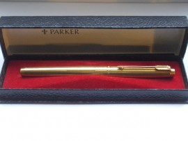 PARKER 75 INSIGNIA GRID PATTERN 1960s