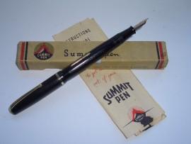 SUMMIT S160 L/FILL CHASED BLACK 1947