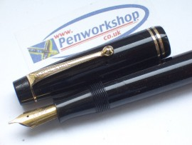 PARKER VICTORY Mk II c1946 Button Fill