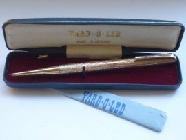 YARD O LED DeLUXE R.GOLD CHEVRON 1960