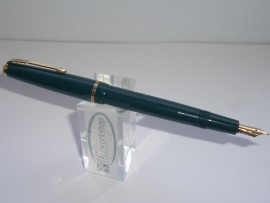 PARKER DUOFOLD SLIMFOLD GREEN 1950s