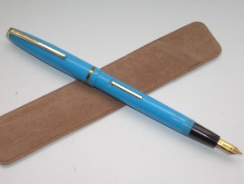 STEPHENS LEVER FILLER TURQUOISE c1953