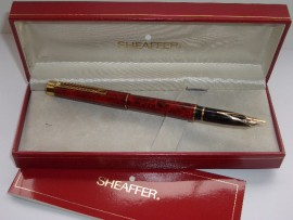 SHEAFFER TARGA CLASSIC 1034 RED RONCE