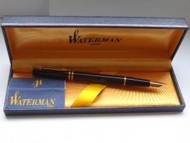WATERMAN LAUREAT MkI BLACK 1990 Boxed.
