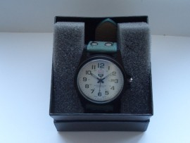 SOKI MEN'S QUARTZ WRIST WATCH NEW.