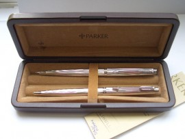 PARKER 75 MILLERAIES SET 1983
