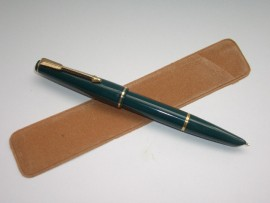 PARKER LADY c1967 GREEN