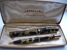 SHEAFFER LIFETIME SENIOR SET c1924