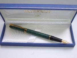 WATERMAN LAUREAT Mk1 GREEN MBL c1992