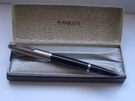 PARKER 51 Aerometric BLACK  MINT 1950s