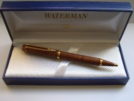 WATERMAN MAN 100 BRIAR WOOD B/POINT
