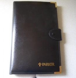 PARKER CENTENNIAL 12 PEN CASE 1990s