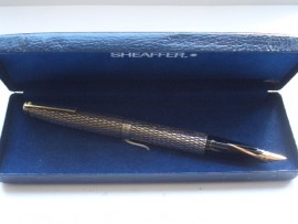 SHEAFFER IMPERIAL STLG SILVER c1977