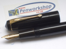 THE CONWAY PEN  475 c1937 BLACK