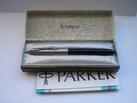 PARKER 51 MkII TRANSITIONAL c1969 MINT