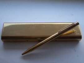 SHEAFFER TARGA 1020 B/POINT IMP BRASS