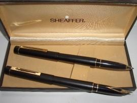SHEAFFER TARGA 1003 MATTE BLACK SET