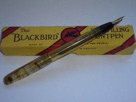 SWAN BLACKBIRD TWIST FILL DEMONSTRATOR