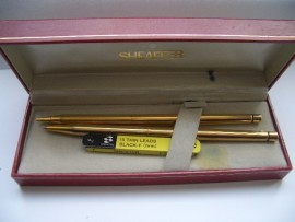 SHEAFFER TARGA MILLENIA SET c1988