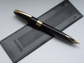 SHEAFFER PFM III BROAD OBLIQUE c1959