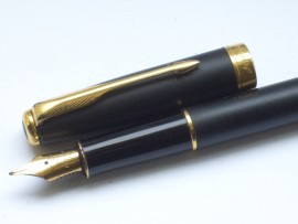 PARKER SONNET MATTE BLACK GT 2002