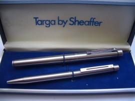 SHEAFFER TARGA 1001 SET 1980s