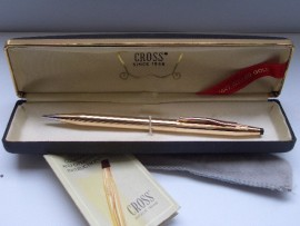CROSS CENTURY PENCIL R/GOLD 1980s MINT