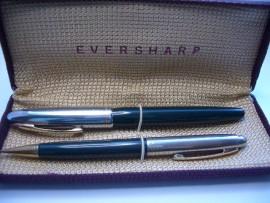 EVERSHARP SYMPHONY  SET GREEN c1951
